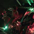 Ledfield live auf der Bühne des Cologne Metal Festivals 2013. Foto: Claudia Kneist.