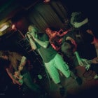 Ledfield live im Tsunami Club - Juli 2015