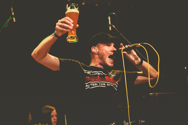 Ledfield live im UFO Bensberg - Bergisch Metal Festival - Mai 2018